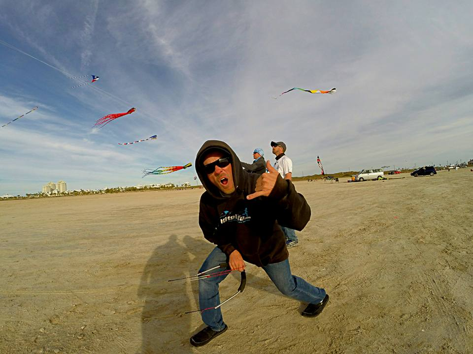 Brett Marchel - Kite Team Member