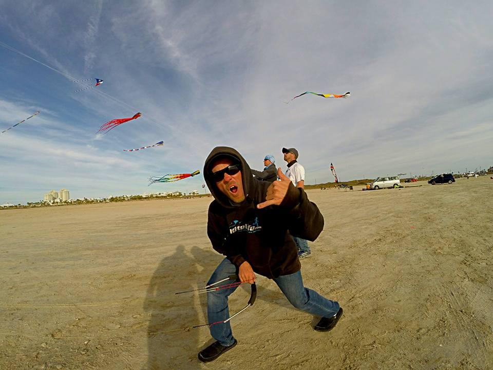 Brett Marchel - Kite Team Member
