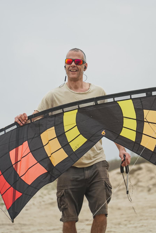 Jeremy Wharton (UK) - Team KiteLife